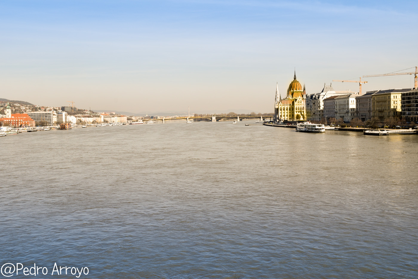 Desde el Danubio