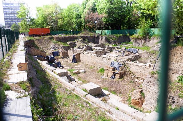 Bulgaria. Ruinas de Plovdiv