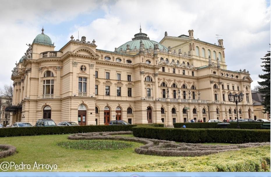 Teatro de la Ópera. Cracovia