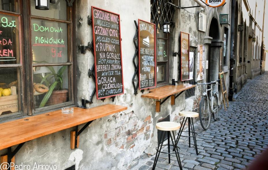 Barrio de Kazimierz. Cracovia