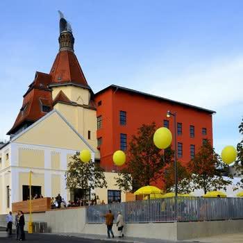 Una fábrica de cerveza: Cervecera Ottakringer